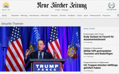 Как швейцарская газета NZZ создает продукты, культивирующие новую платящую аудиторию