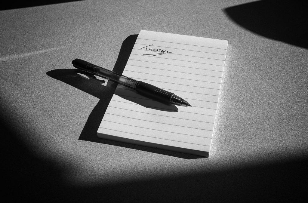 5 причин, почему вас спасет писательство