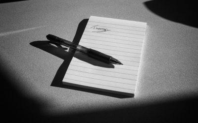 5 причин, почему вам нужно начать писать истории